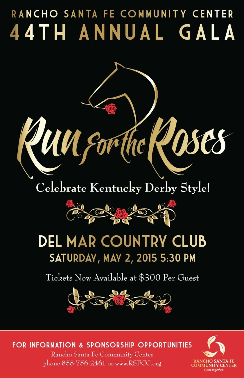 RSF_Comm_Center_gala_2015_GALA____Run_For_The_Roses___Invitation