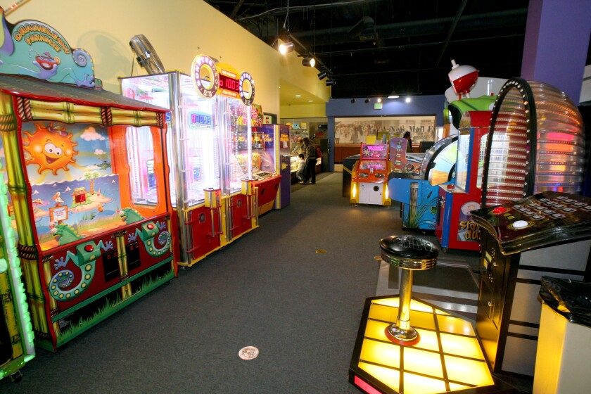 All Amusement Family Center