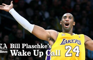 Bill Plaschke's Wake Up Call: 20 Years a Laker