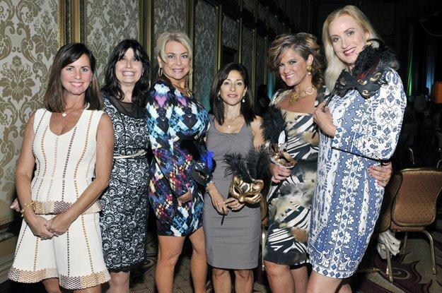 Kim Smart, Terry Andrews, Carrie Woodland, Judy Rowles, Aimee Meals, Sophia Alsadek