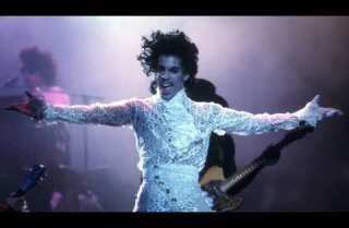 A look at Prince's fashion through the years