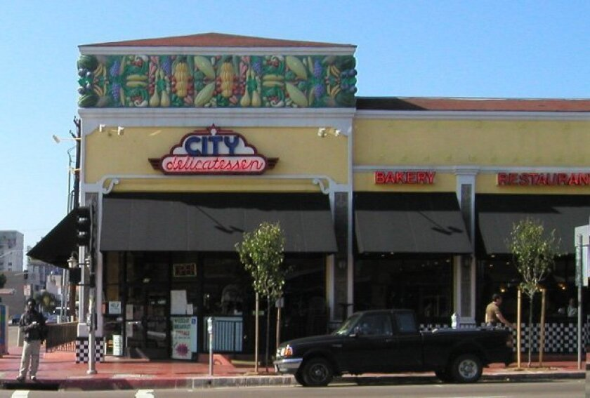 City Delicatessen has been a fixture in Hillcrest since 1984 when it opened.