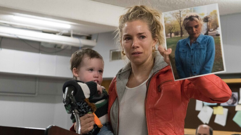 """(L-R)- Sienna Miller in a scene from """"American Woman."""" Credit: Seacia Pavao/Roadside Attractions"""