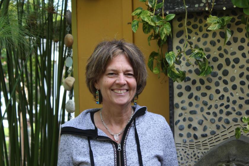 La Jolla artist Jane Wheeler