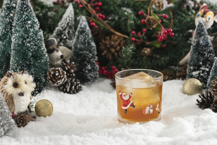 The Muletide cocktail will be available at Polite Provisions in North Park as part of Miracle on 30th Street.