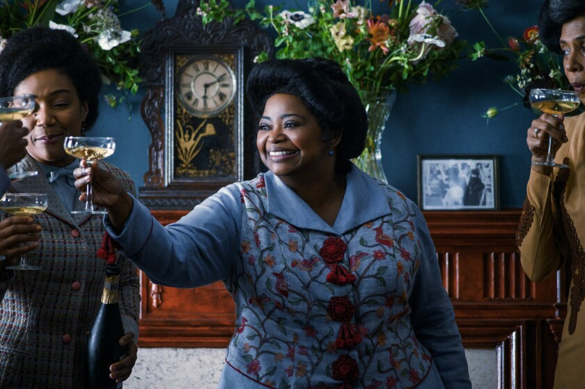 """Octavia Spencer in a scene from """"Self Made: Inspired by the Life of Madam C.J. Walker."""""""