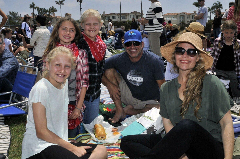 Natalie, Lauren, Lola, Nik and Lauren Wilkinson
