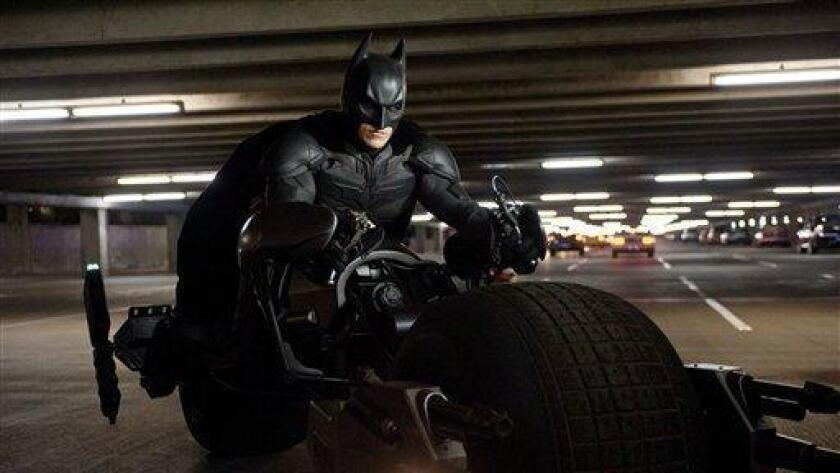 Christian Bale as Batman (/ Warner Bros.)