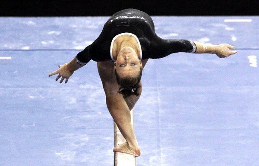 Florida wins NCAA women's gymnastics title; UCLA finishes fourth