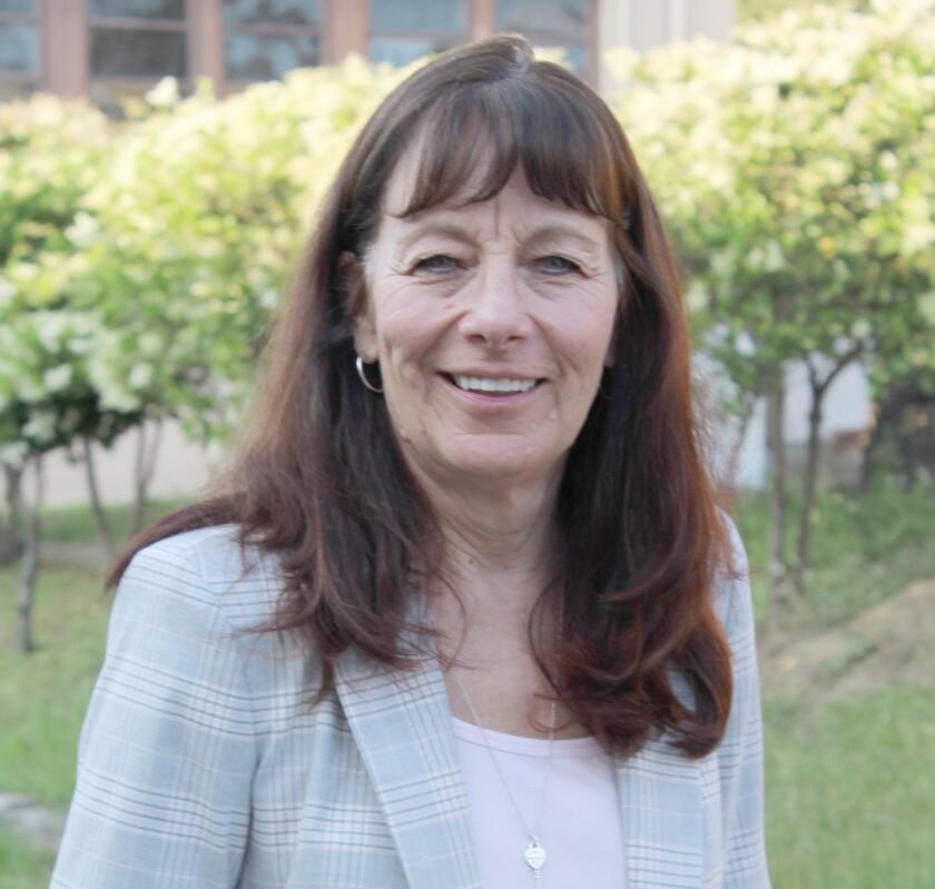 Ramona Unified School District Superintendent Theresa Grace.