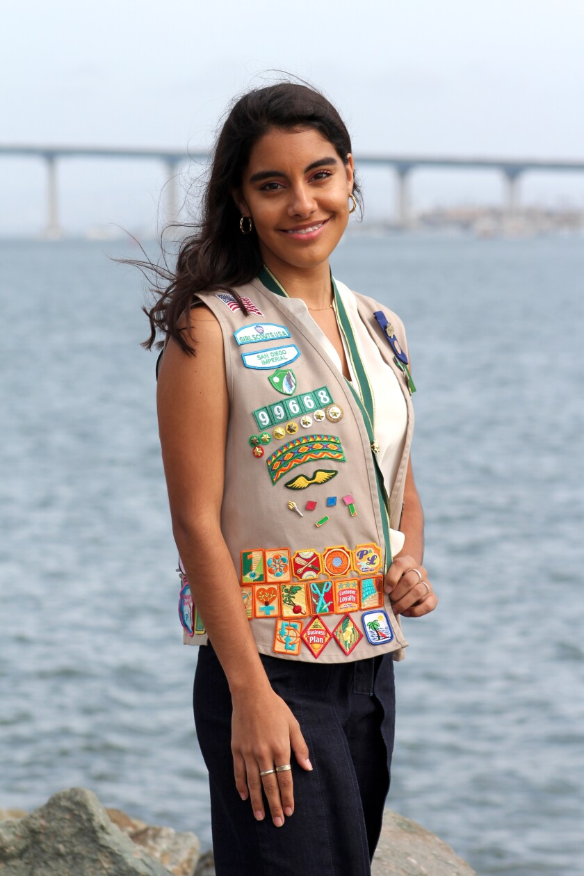 Ana De Almeida Amaral, a High Tech High Chula Vista grad, is heading to Stanford this fall.