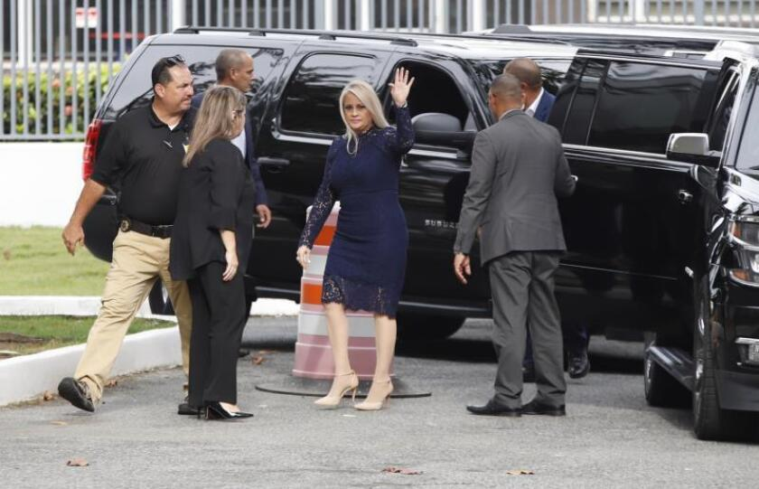 La gobernadora de Puerto Rico defenderá que se mantenga la Ley 29
