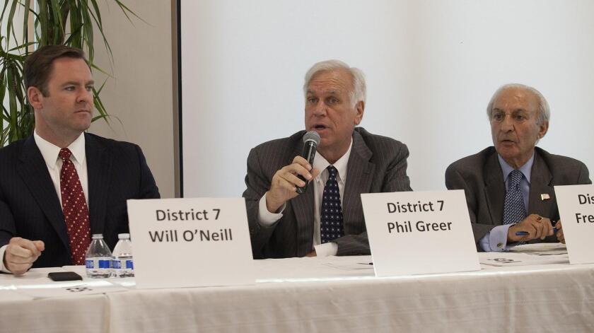 Newport Beach City Council District 7 candidates
