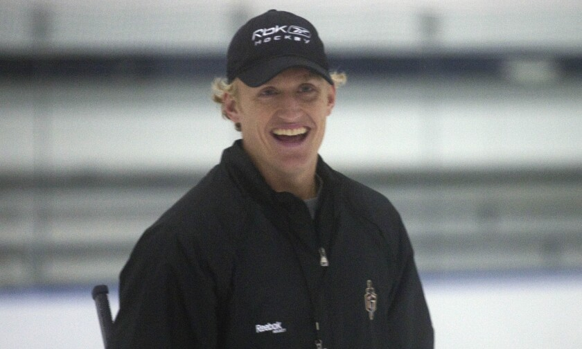 John Wroblewski, shown in 2011, will coach the Reign, the Kings' American Hockey League affiliate.