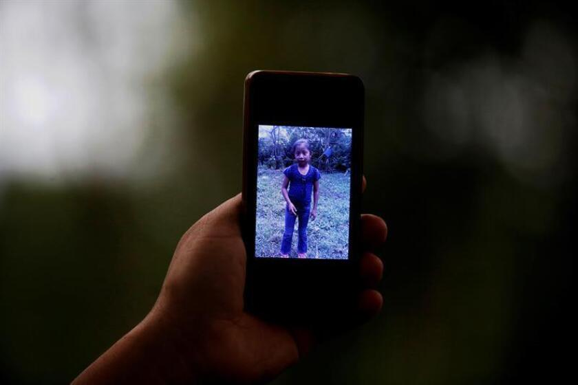 Guatemalan migrant girl's family mourns her death