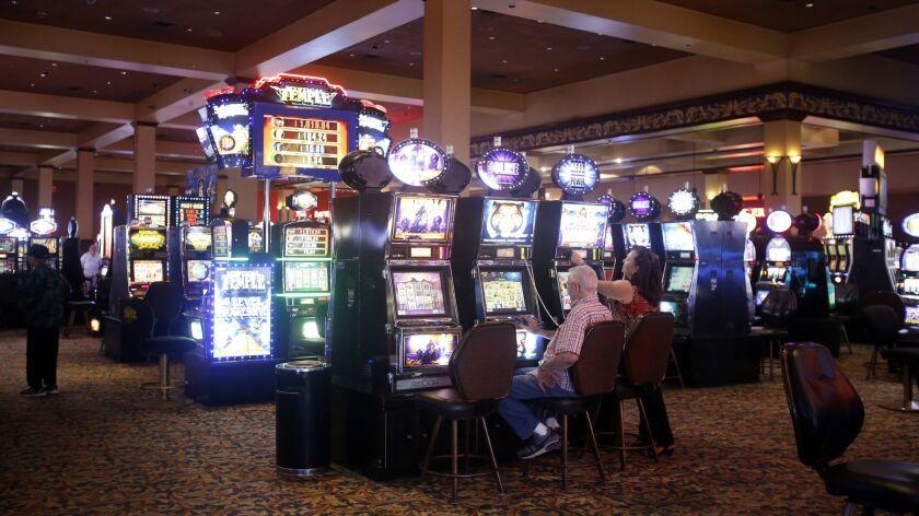 Golden Acorn Casino.