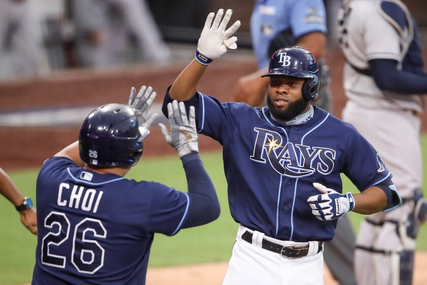 ALCS at a glance: Astros vs. Rays - The San Diego Union-Tribune