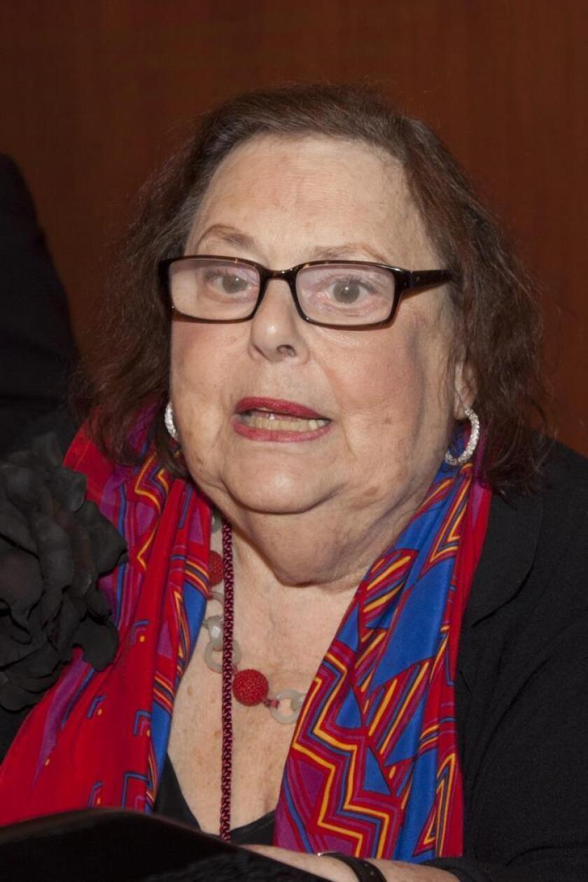 Muere Barbara Probst Solomon, escritora con especial vínculo con España
