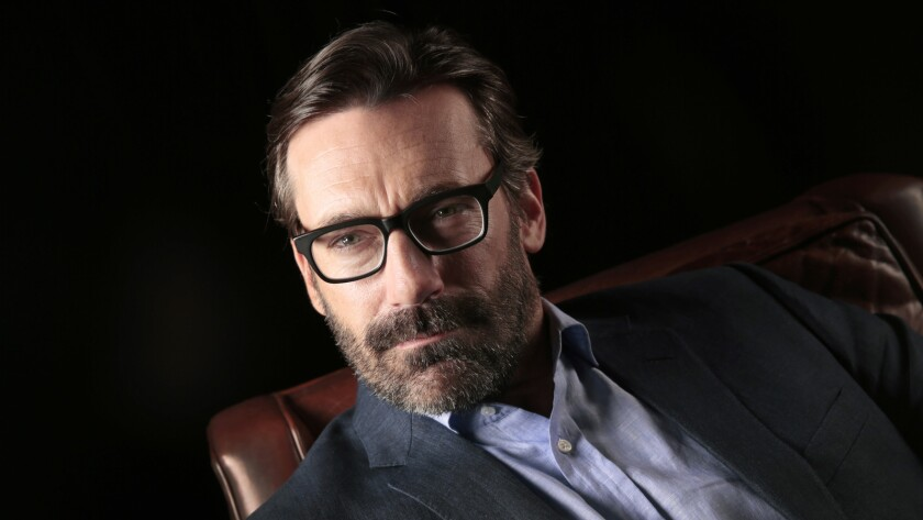 Jon Hamm might find an Emmy waiting for him in September.