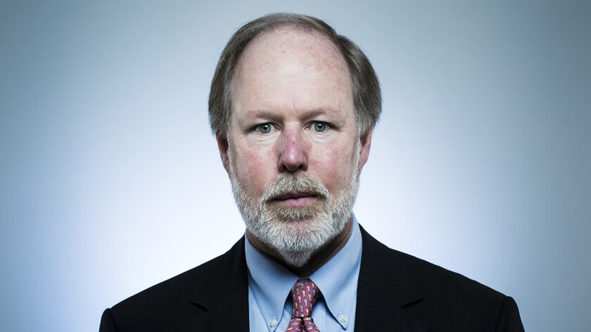Los Angeles Times columnist Doyle McManus
