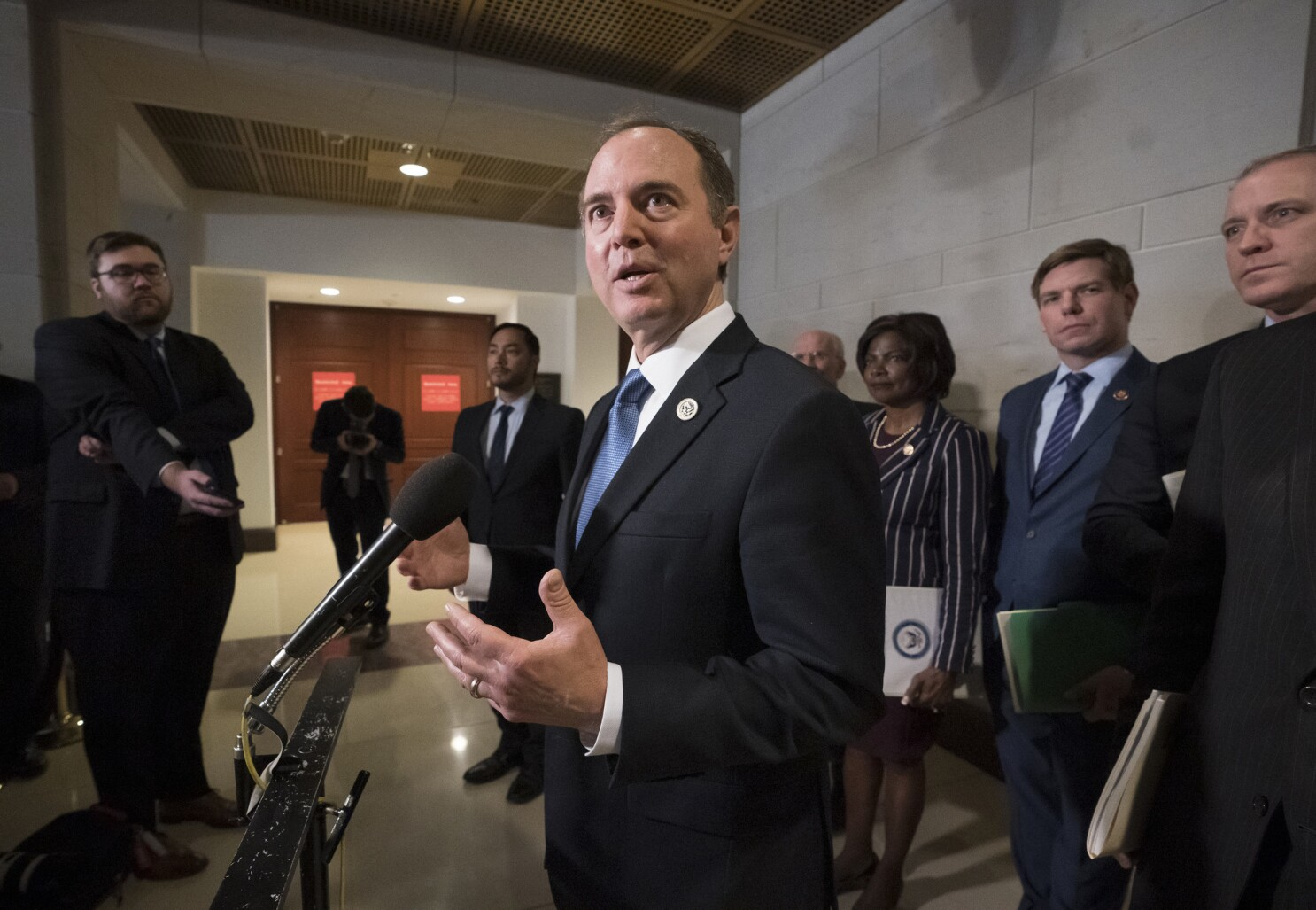 Adam Schiff didn't reveal anything we didn't already know about Trump