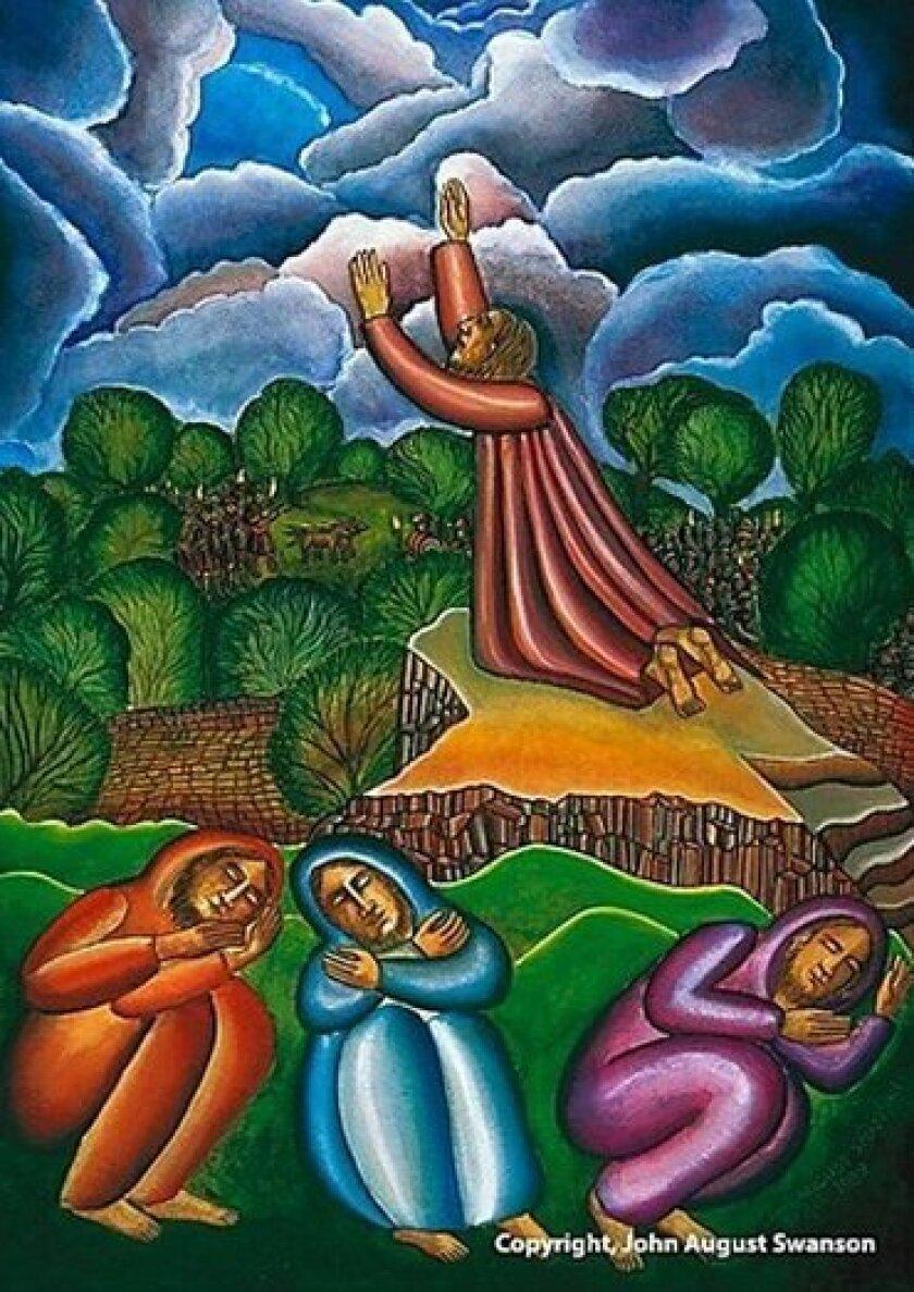 Lenten Art Exhibit