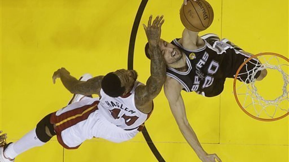 Nba Finals Game 1 Tv Viewership Declines The San Diego Union Tribune