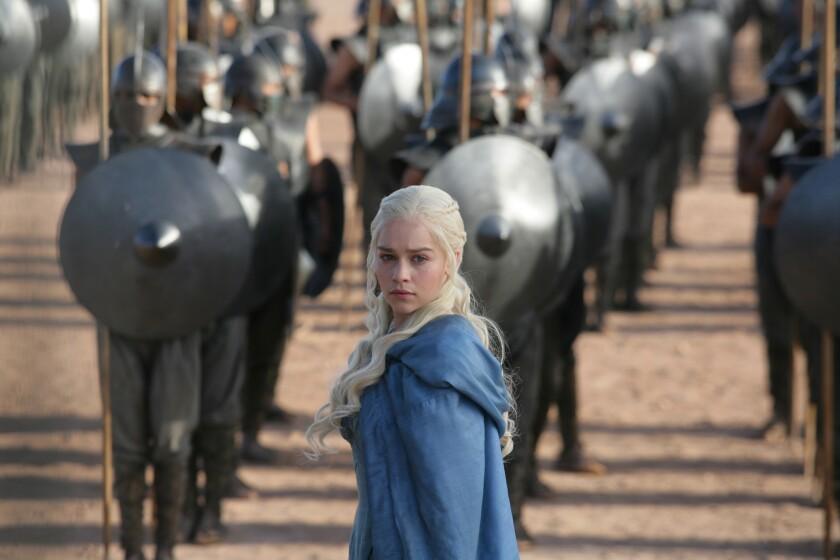 'Game of Thrones' recap: A hot deal for a dragon