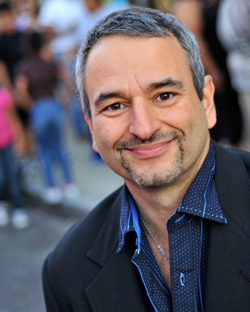 Playwright Joe DiPietro. Andrea Zucker Photo