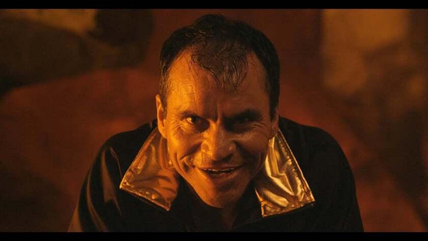 """El reconocido actor Noel Hernández en una escena de """"Tenemos la carne"""", una película que ha despertado toda clase de reacciones a su paso por los festivales, y que se estrena hoy en nuestra ciudad."""