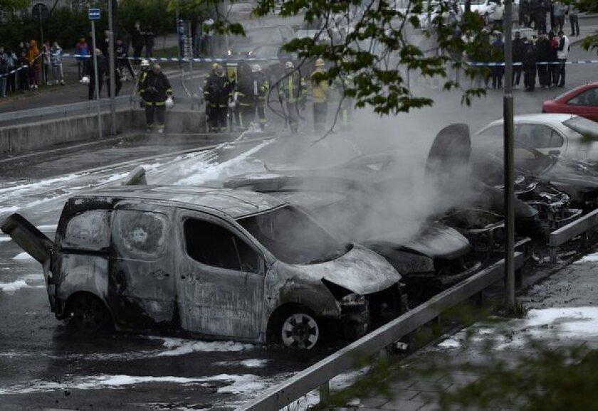 Nights of rioting test Sweden's reputation for tolerance