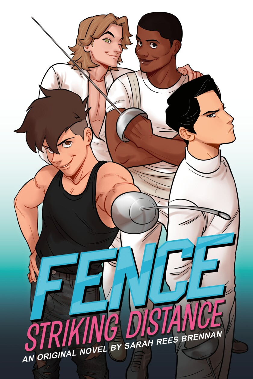 'Fence: Striking Distance' cover