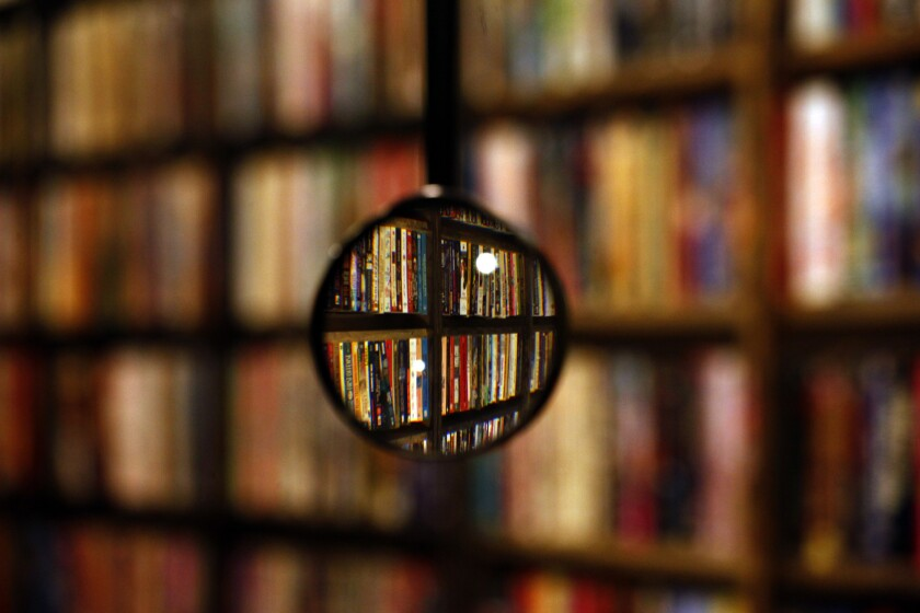 Independent bookstores remain important not only as retail outlets but as a source of community.