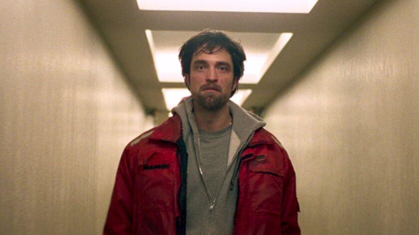 "Robert Pattinson in the film ""Good Time."""