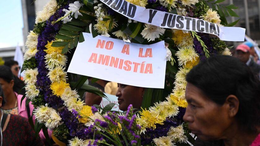 GUATEMALA-HUMAN-RIGHTS-WAR-ANNIVERSARY