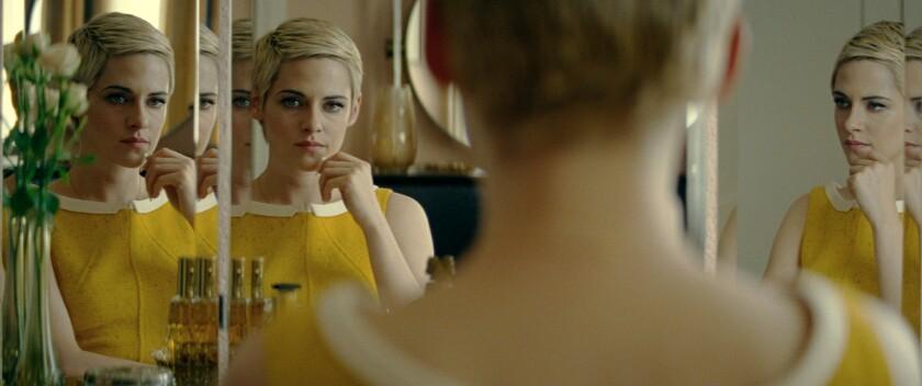 Kristen Stewart as actress Jean Seberg in 'Seberg.'