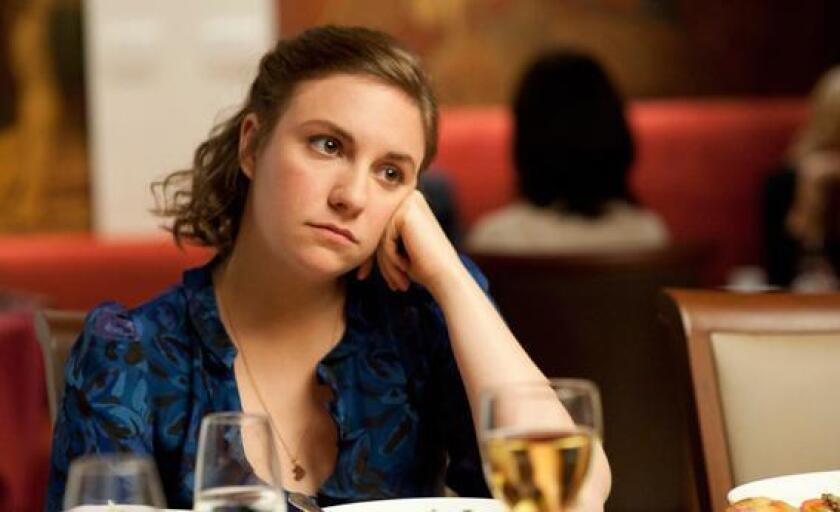 "Lena Dunham is creator and star of HBO's ""Girls."" The cable series nabbed two WGA nominations."