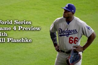 Bill Plaschke: Can the Dodgers get over their World Series hangover?