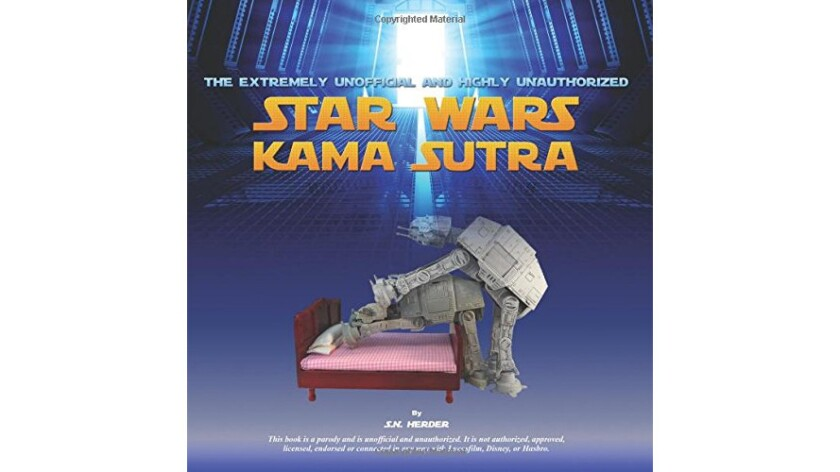 'The Extremely Unofficial and Highly Unauthorized Star Wars Kama Sutra'