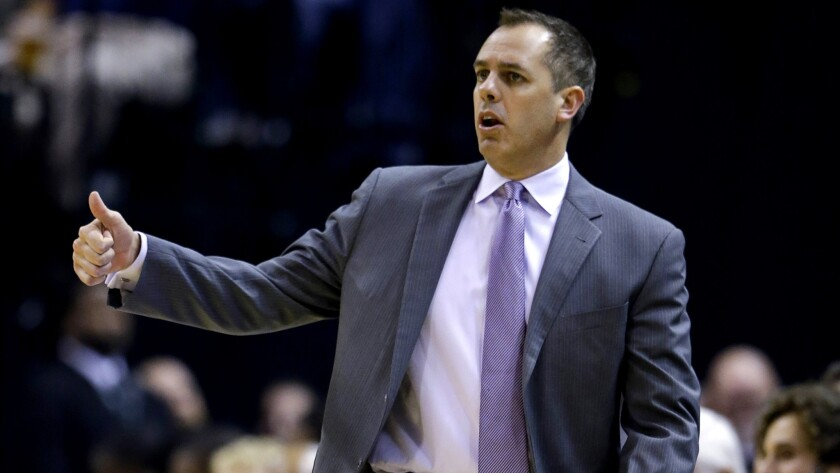 New Lakers coach Frank Vogel buys Manhattan Beach home