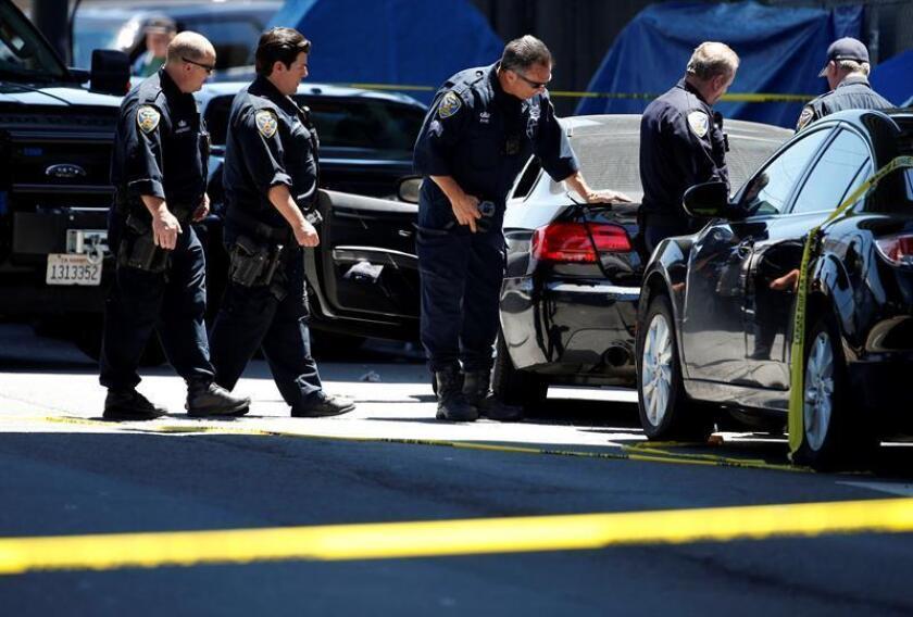 Las autoridades del condado de Riverside (California) anunciaron hoy que han presentado un total de 38 cargos contra David y Louise Turpin, la pareja que mantuvo secuestrados a sus 13 hijos en condiciones insalubres. EFE/Archivo