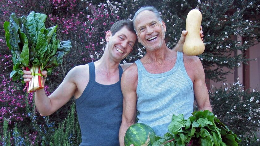 Father-and-son duo John and Ocean Robbins are behind the Food Revolution Summit, an online series of