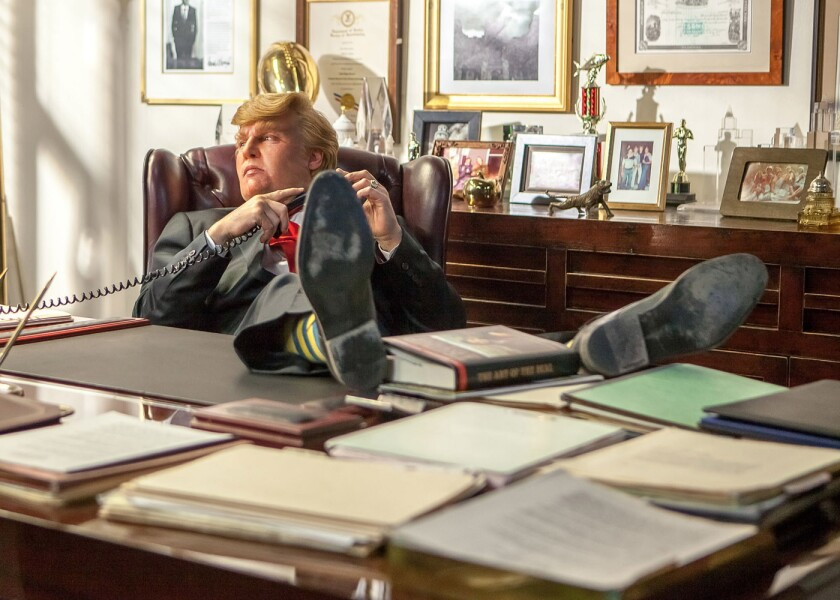 'Donald Trump's The Art of the Deal: The Movie'