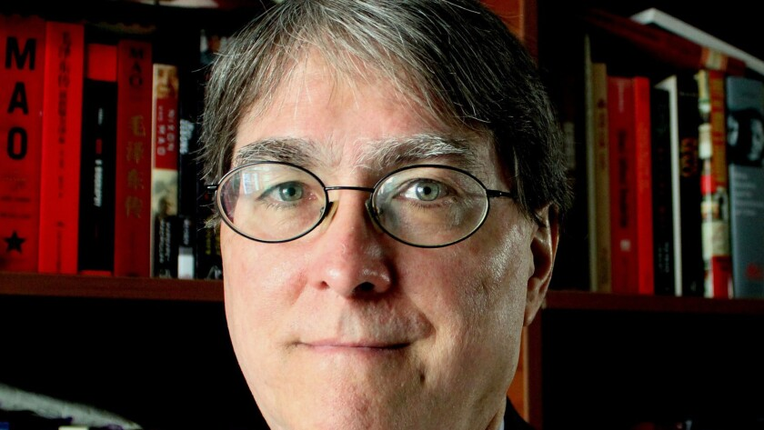 """David Moser is the author of """"A Billion Voices: China's Search for a Common Language."""""""