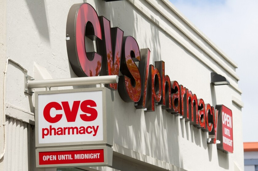 CVS Caremark Corp. is pressuring employees to disclose personal health information, according to a report.