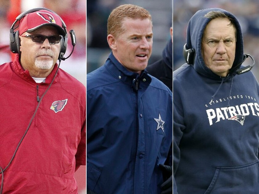 Who did the best coaching jobs of the season? - Los Angeles
