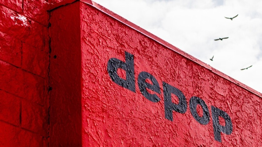 3834650dfee Depop, an app for vintage fashion sales, is opening a new retail and ...