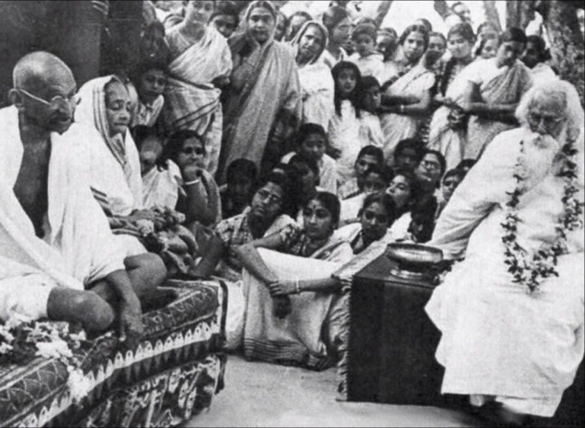 'Rabindranath Tagore: The Poet of Eternity'