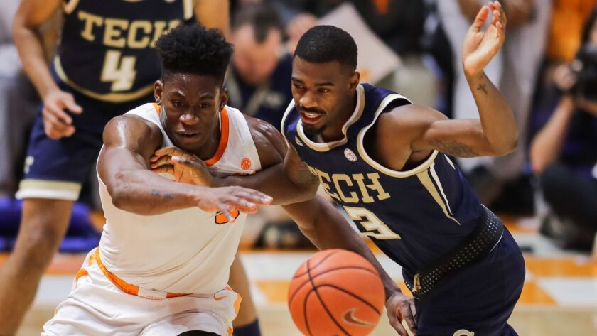 Georgia Tech v Tennessee