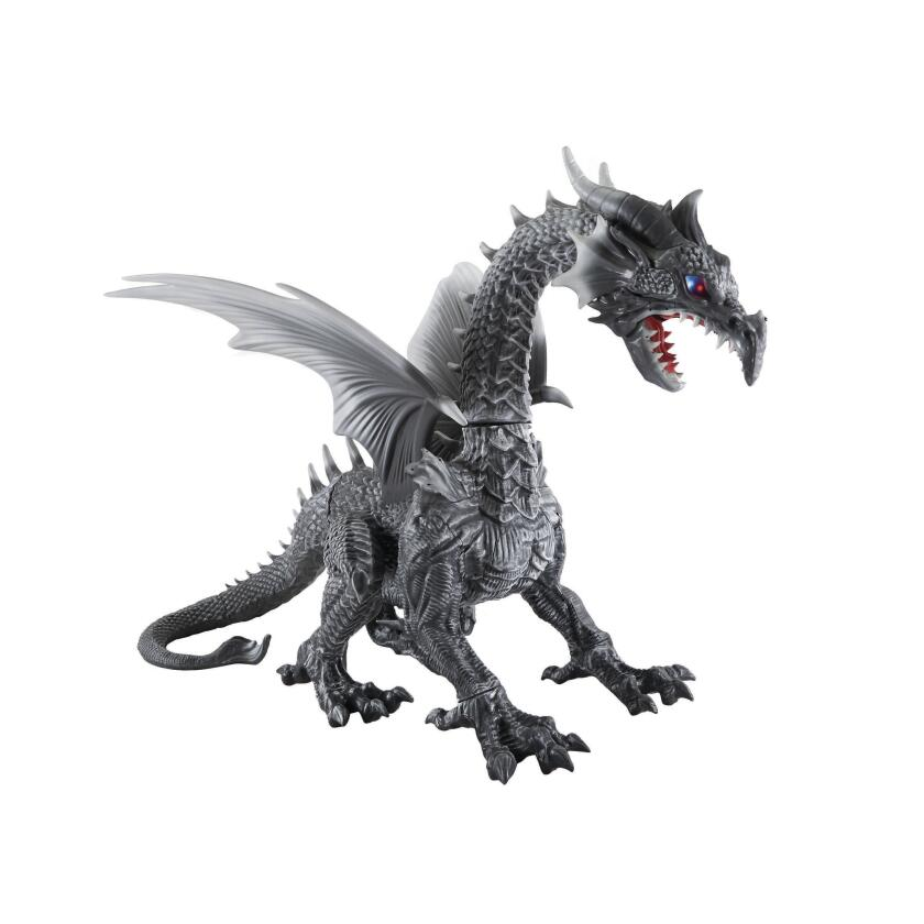 Home Depot's 69-inch-tall animated dragon was available only online, for $399, and sold out in July.
